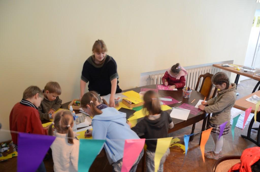 Workshop creative