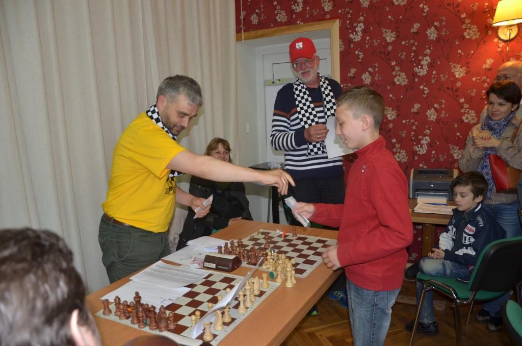 Blitz II tournament