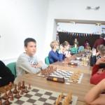 B turnyras- II etapas