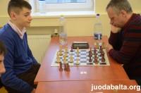 Titas Stremavičius ir Rolandas Martinkus